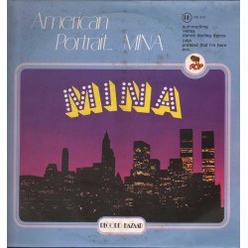 Mina -  American Portrait / Record Bazaar RB 210