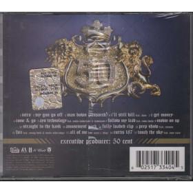 50 Cent CD Curtis / Shady Records 0602517334045 Sigillato