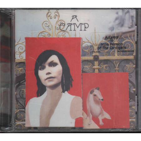 A Camp CD A Camp (Omonimo Same) Stockholm Records 014 324-2 Sigillato