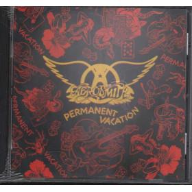 Aerosmith CD Permanent Vacation Sigillato 0606949309626