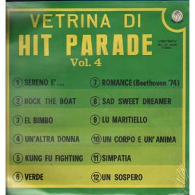 AA.VV. Lp Vinile Vetrina Di Hit Parade Vol 4 / Variety REL ST 19263