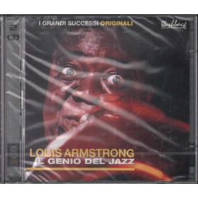 Louis Armstrong CD Il Genio del Jazz Grandi Successi Flashback BMG RCA
