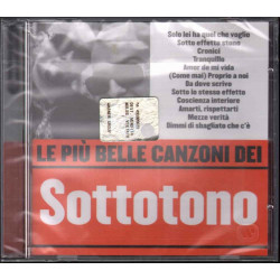 Sottotono CD Le Piu' Belle Canzoni Dei Sottotono Sigillato 5051011888427