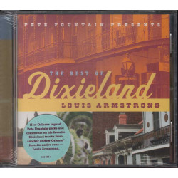 Louis Armstrong CD The Best Of Dixieland Nuovo Sigillato 0731454936323