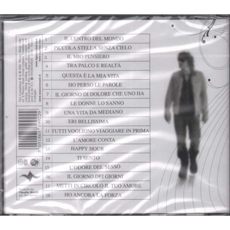Ligabue CD Secondo Tempo Nuovo Sigillato 5051865199229