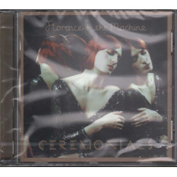 Florence + The Machine CD Ceremonials Nuovo Sigillato 0602527850139