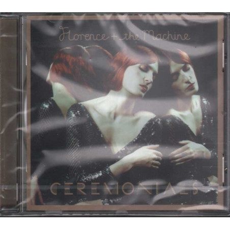 Florence + The Machine CD Ceremonials / Island Records Sigillato 0602527850139