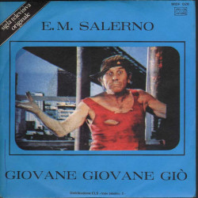 "Enrico Maria Salerno Vinile 7"" 45giri Giovane Giovane Giò Nuovo"