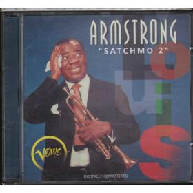 Louis Armstrong CD Satchmo 2 / Verve Records PolyGram 529 502-4