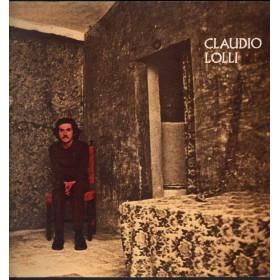 Claudio Lolli - Un Uomo In Crisi: Canzoni Di Morte / Gatefold 1973