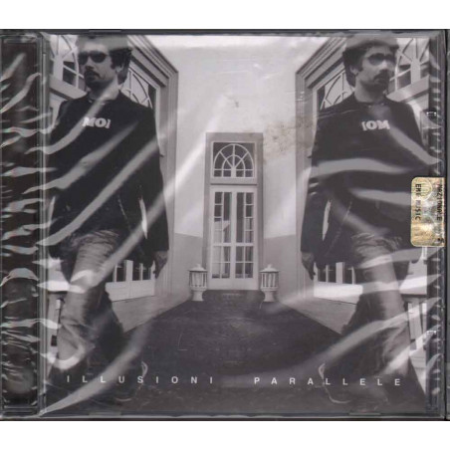 Tiromancino CD Illusioni Parallele Nuovo Sigillato 0724386677822