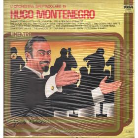 Hugo Mantovani - L'Orchestra Spettacolare / RCA NL 45600