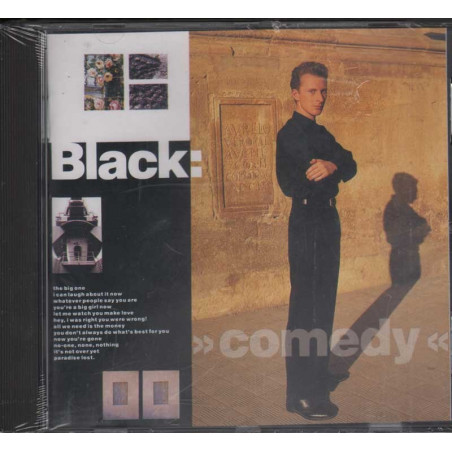 Black CD Comedy / A&M Records Sigillato 0082839522229