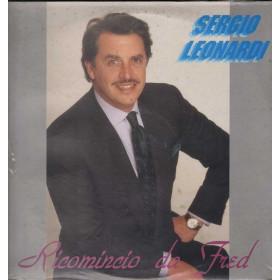 Sergio Leonardi - Ricomincio Da Fred / Interbeat 0090317428215