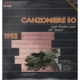 AA.VV Lp 33giri Canzoniere 50 - 1953 Nuovo Sigillato 005065
