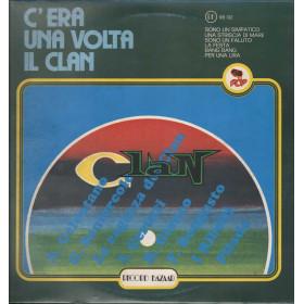 AAVV Lp Vinile C'Era Una Volta Il Clan / Record Bazaar RB 132 Nuovo