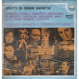AA.VV. Lp Vinile Ospiti Di Gran Varieta / Penny REL-ST 19290 Sigillato
