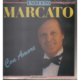 Umberto Marcato Box 3 Lp Vinile Con Amore / Pellicano Fonit Cetra