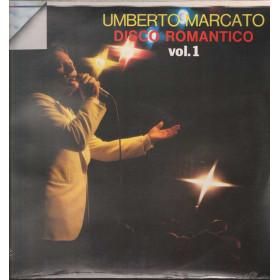 Umberto Marcato Lp Vinile Disco Romantico Vol 1 / Gala Records
