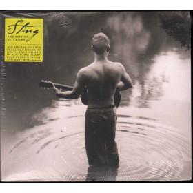 Sting 2 CD The Best Of 25 Years - Digisleeve Nuovo Sigillato 0602527839318