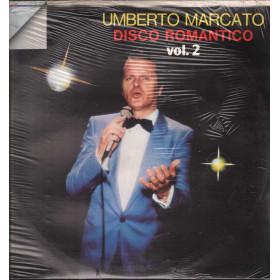 Umberto Marcato Lp Vinile Disco Romantico Vol 2 Gala Records Orizzonti