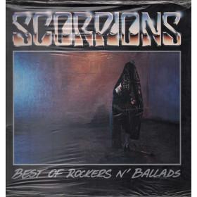 Scorpions Lp 33giri Best Of Rockers 'N' Ballads Nuovo Sigillato 0077779343911