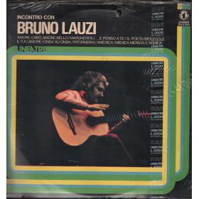 Bruno Lauzi  Lp 33giri Incontro Con Bruno Lauzi Nuovo Sigillato 003013