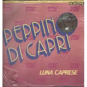 Peppino Di Capri Lp 33giri Luna Caprese Nuovo sigillato 021027