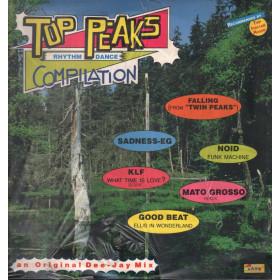AA.VV. Lp 33giri Top Peaks Rhythm Dance Compilation Nuovo 8004883887125