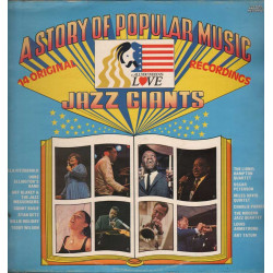 AAVV Lp Vinile A Story Of Popular Music Jazz Giants / Theatre Projects