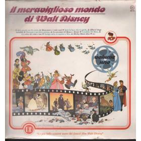 AA.VV. Lp 33giri Il Meraviglioso Mondo Di Walt Disney Nuovo Sigillato 0000324