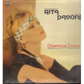 Rita Pavone - Dimensione Donna Sleeve Gatefold / Ros RRLP 1172