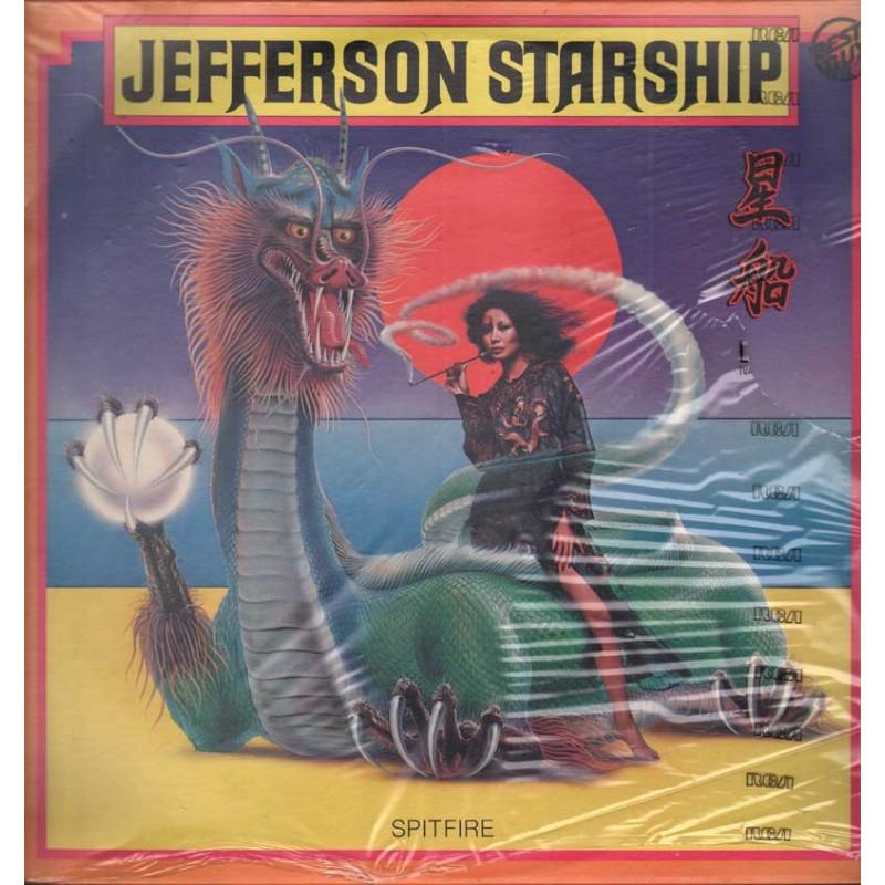 Jefferson Starship Lp 33giri Spitfire Nuovo  YL 13953
