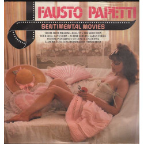 Fausto Papetti - Sentimental Movies - Sexy Cover / Durium