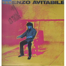Enzo Avitabile Lp Vinile Alta Tensione / Costa Est EMI 0077779063819