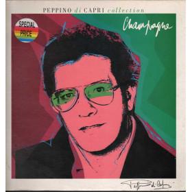 Peppino Di Capri Lp Vinile Champagne / Polydor 835 751-1 Collection