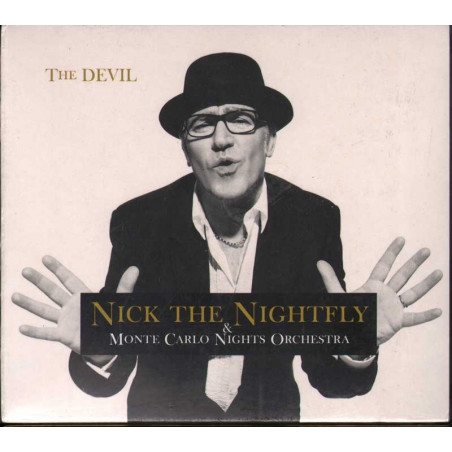 Nick The Nightfly CD The Devil - Digipack Nuovo Sigillato 4029758934821
