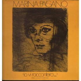 Marina Pagano / Io Vi Raccontero' Dieci Canzoni D'Amore / Harmony