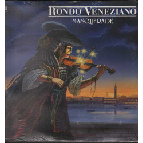Rondo' Veneziano  Lp 33giri Masquerade Nuovo Sigillato 056122
