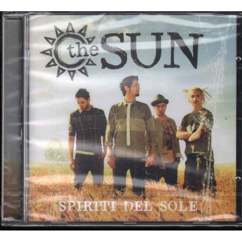The Sun CD Spiriti Del Sole Nuovo Sigillato 0886976511326