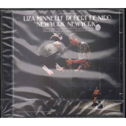 Liza Minnelli & Robert De Niro - New York, New York OST 0077774609029