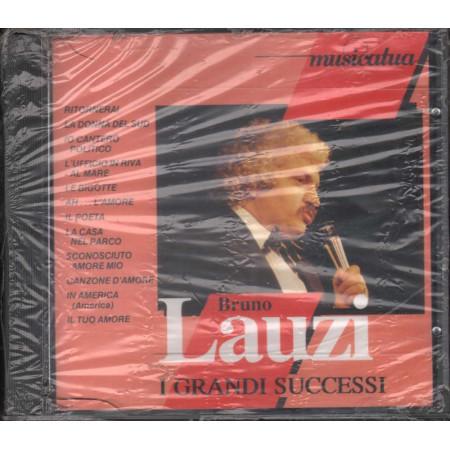 Bruno Lauzi CD I Grandi Successi (serie Musicatua RCA) Sigillato 0743211141222