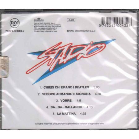 Stadio CD Chiedi Chi Erano I Beatles Sigillato 0743213004327