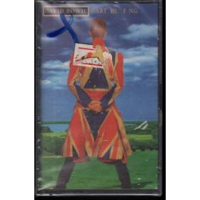 David Bowie MC7 Earthling Nuovo Sigillato 0743214307748