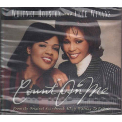 Whitney Houston And CeCe Winans CD'S Count On Me Sigillato 0743213439921
