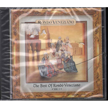 Rondò Veneziano ‎CD The Best Of Rondo Veneziano Vol. 1 Sigillato 0743214236529
