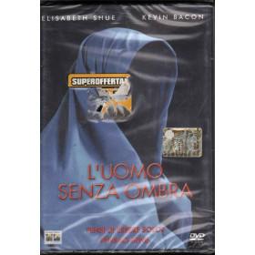 L' Uomo Senza Ombra DVD Elisabeth Shue Kevin Bacon Sigillato 8013123240200