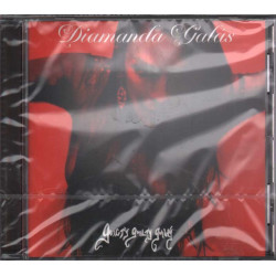 Diamanda Galas ‎CD Guilty Guilty / Mute ‎- CD STUMM 274 Sigillato 5099950458226