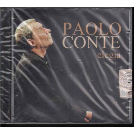 Paolo Conte CD Elegia Nuovo Sigillato  5050467575929