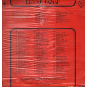 AA.VV. Lp 33giri Supergruppi Sigillato  Record Bazaar – RB 82